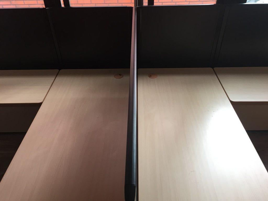 烤漆框辦公屏風